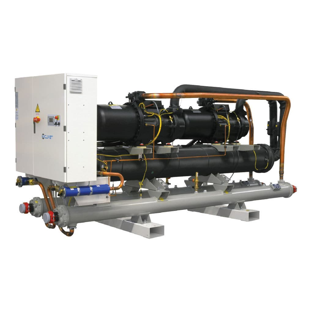 Water Cooled Sctoll Chiller