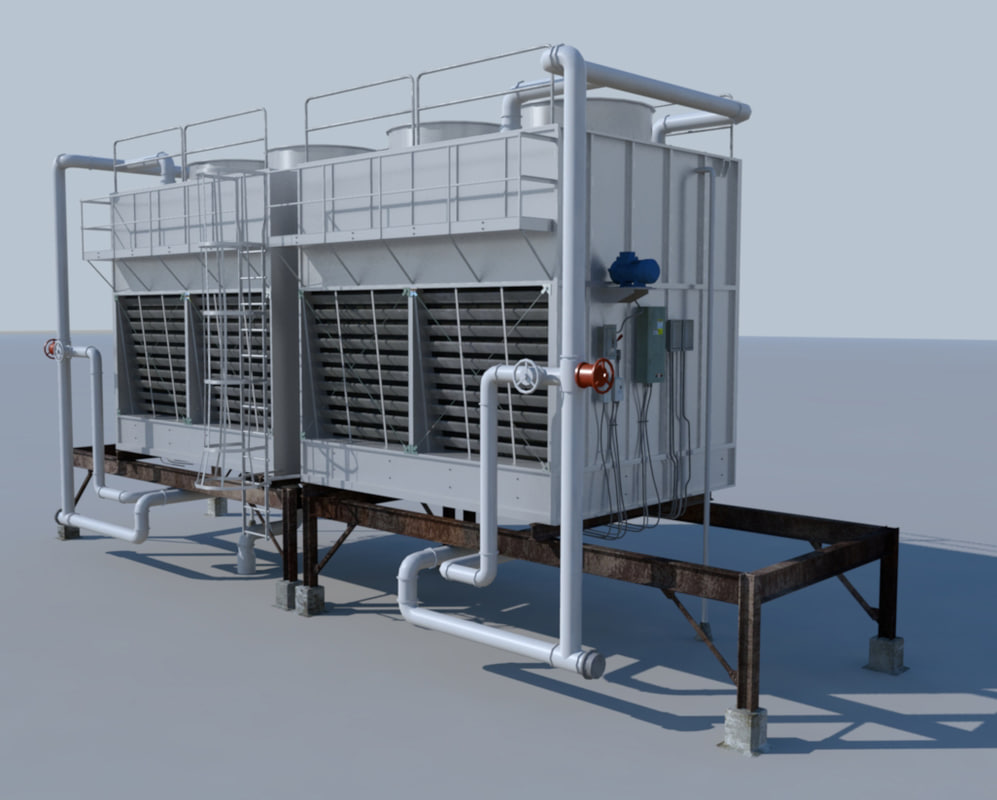 Closed Circuit Hybrid Cooling Towers Manufacturers