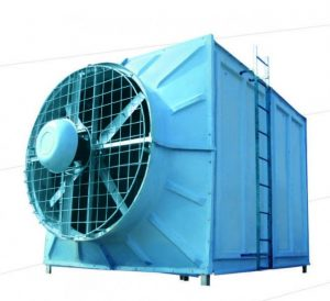 Single Cross Flow Cooling Towers Maufacturers