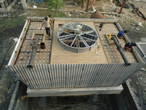 Timber Cooling Towers Manufacturers