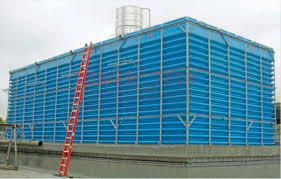 Fan less Cooling Towers