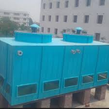 FRP Rectangle Shape Cooling Tower