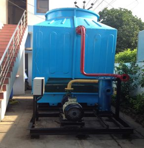 Skid Mounted Cooling Towers
