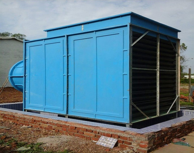 single-cross-flow-cooling-tower1